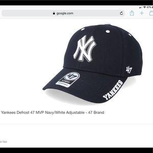 New York Yankees Defrost Cap